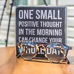 Month 8: Positivity And Optimism All Around!